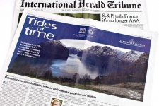 Assignment on Unesco World Heritage sites, Norway for International Herald Tribune