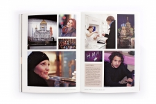 Pandora's internal magazine 'Moments' assignment in Moscow