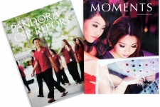 Pandora CSR Report and Moments magazine