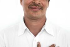 Local gemtrader in Sri Lanka
