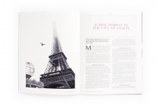 Pandora's internal magazine 'Moments' assignment in Paris